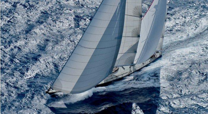 100´ sailing yacht Marama