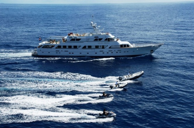 151´ Golden Compass Superyacht by Picchiotti
