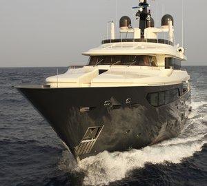 CRN Navetta 43 Super Yacht Lady Trudy