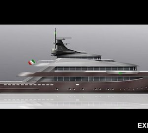 Columbus Explorer 200' yacht due to be delivered in 2014 by Palumbo