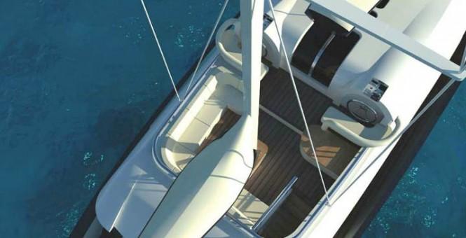 Conrad 115 Superyacht