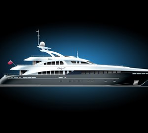 44m Lady L Superyacht by Heesen Yachts