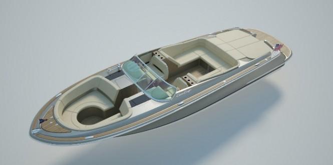 New Chris-Craft Launch 32 & Corsair 36 Yacht Tenders at 2012