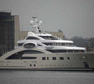 87m Lurssen ACE superyacht