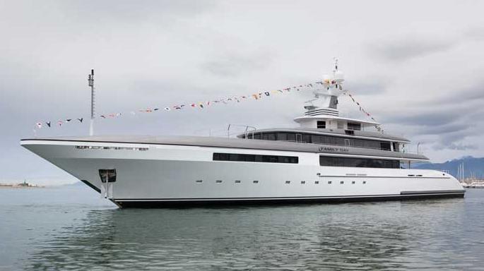 Motor Yacht Family Day
