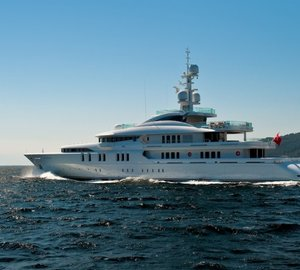 Sergio Cutolo's Hydro Tec designed Superyachts O'Pati, Prima and Talisman C nominated for the World Superyacht Awards