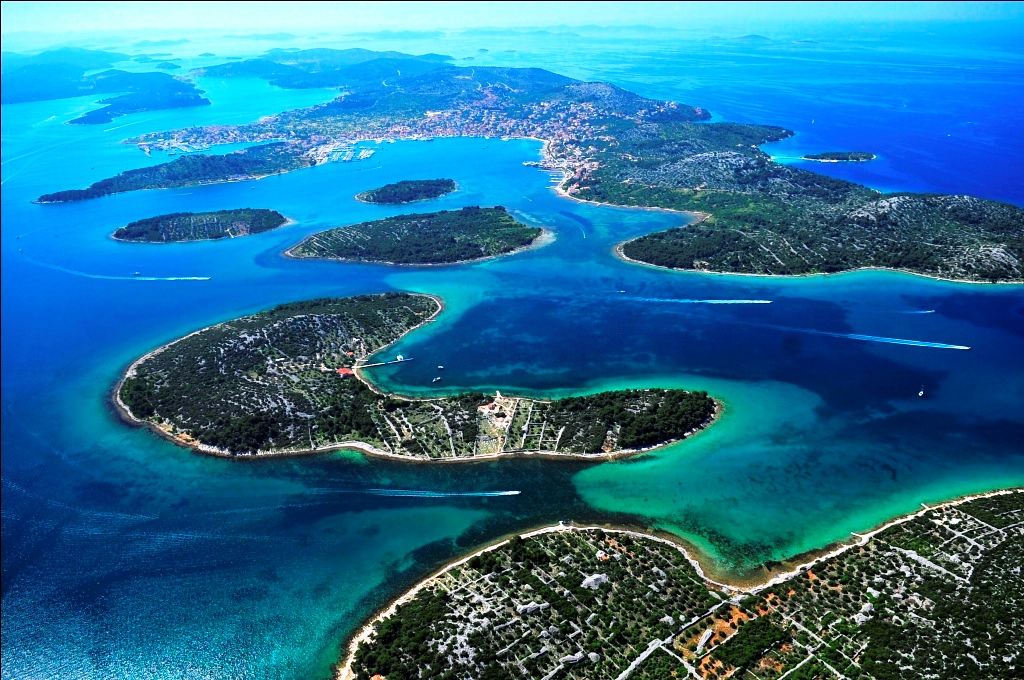 National Park Kornati In Croatia Yacht Charter