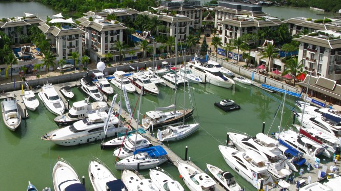 PIMEX 2012 – where luxury boats and lifestyle attract buyers from around the world