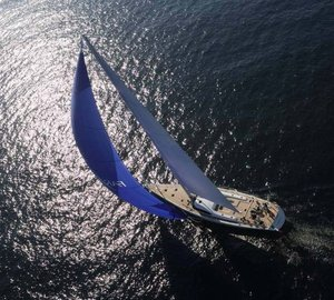 Luxury Mediterranean charter holiday aboard sailing Yacht FAREWELL