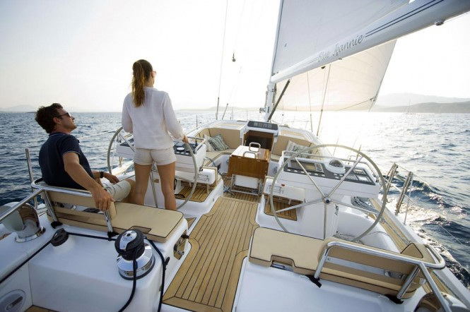 Sailing Yacht OYSTER 625