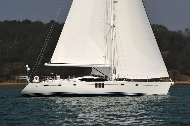 Sailing Yacht OYSTER 625 Profile