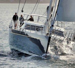 30m Super Yacht Antares III amongst the 2012 World Superyacht Awards Finalists