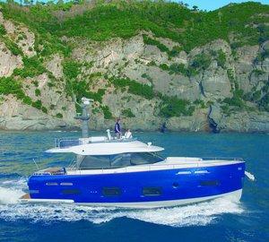 2011 Environmental Award Winner - Azimut motor yacht Magellano 50 and Three Special Mentions