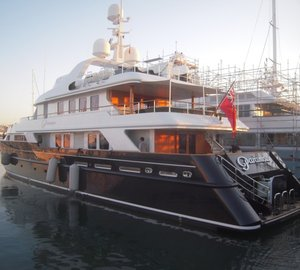 Pure Superyacht Refit completes 2011 with a Success
