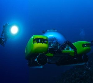Triton 36,000 - The World´s Deepest Diving Multi-Passenger Submersible