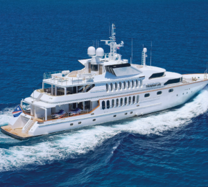 The Travel Channel to feature Motor Yacht Triumphant Lady on 16th January