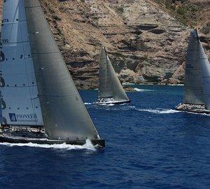 2012 RORC Caribbean 600 Superyachts