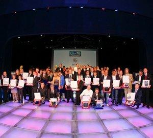 3rd UIM Awards Giving Gala, Monaco, February 11, 2012