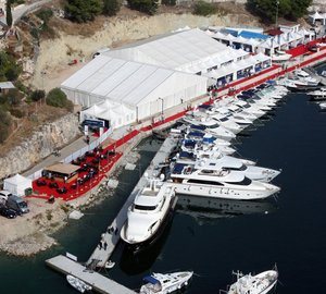4th International Boat Show of Sibenik - Adriatic Boat Show, May 17-20, 2012