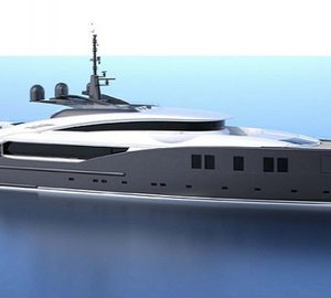 66m motor yacht Granturismo by ISA due to be delivered in early Summer 2014