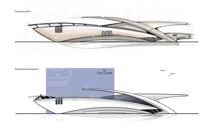 Daniel Humphreys Wins The Superyacht Uk Design Competition 2012