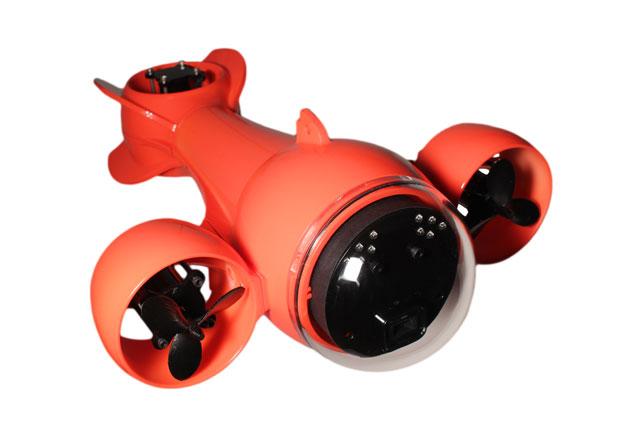 Aquabotix underwater vehicle HydroView