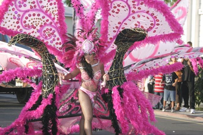 Batabano Parade - Cayman Islands