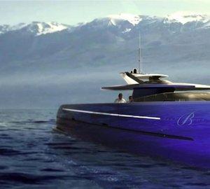 Catamaran yacht DEEP BLUE launched by U-Boat Worx and Ardoin Yacht Design