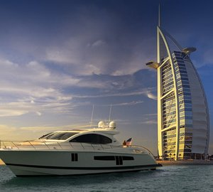 A Large Number of Leading Marine Equipment Companies on display at the 2012 Dubai International Boat Show