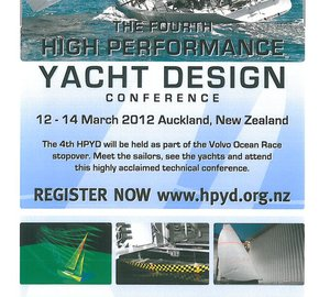 High Performance Yacht Design Conference, 12 - 14 March 2012, Auckland