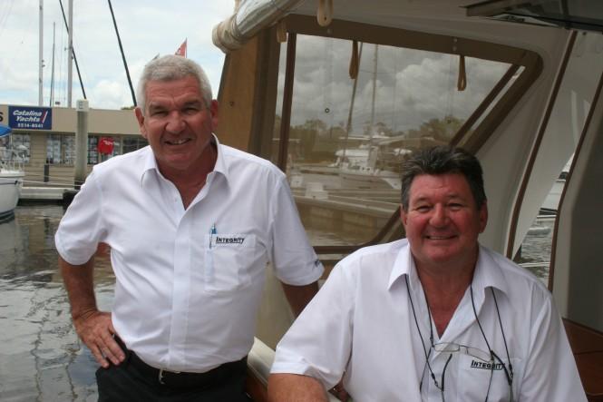 Integrity Brett Flanagan and Peter Hill