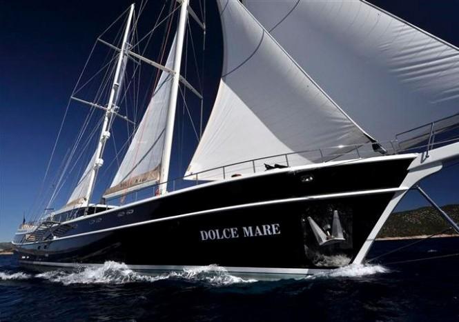 Neta Marine luxury yacht Dolce Mare