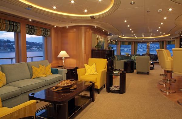 OASIS Yacht - Skylounge