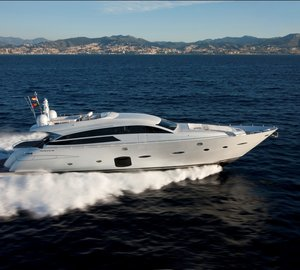 Ferretti Group continues to strengthen presence in the Americas with large display at the Miami Yacht and Brokerage show