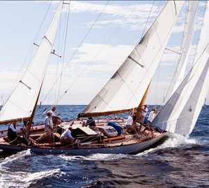 1930 Sailing yacht Dorade refitted and ready for the 2012 Caribbean regatta season