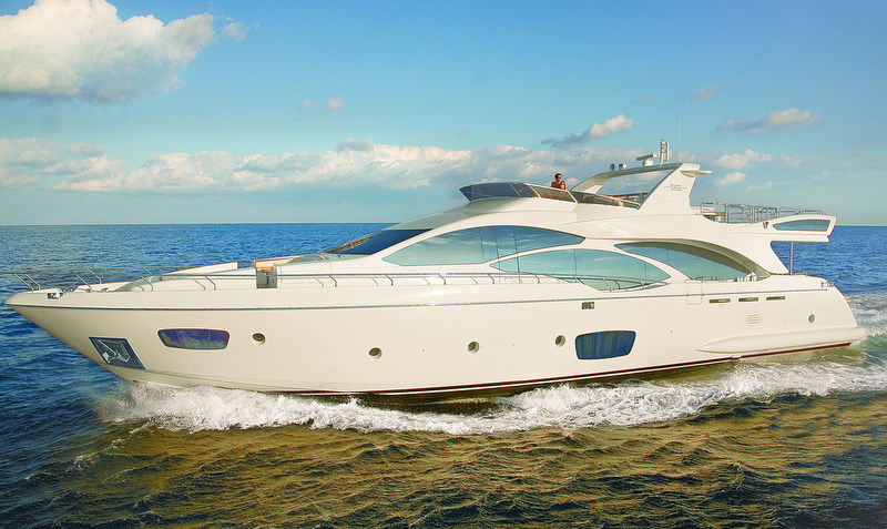The Azimut 95 Superyacht