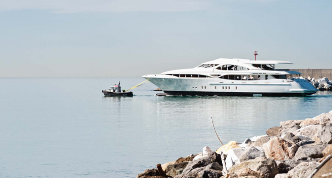 Mangusta Oceano 148 Superyacht by Overmarine Group