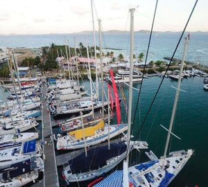 BVI Spring Regatta & Sailing Festival 2012 – Less than one month to go