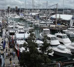 Auckland On Water Boat Show, September 27-30, 2012