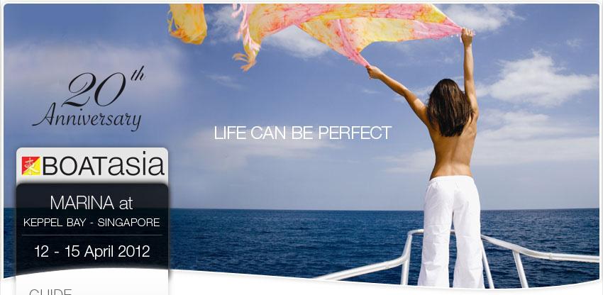 Boat Asia 2012 logo
