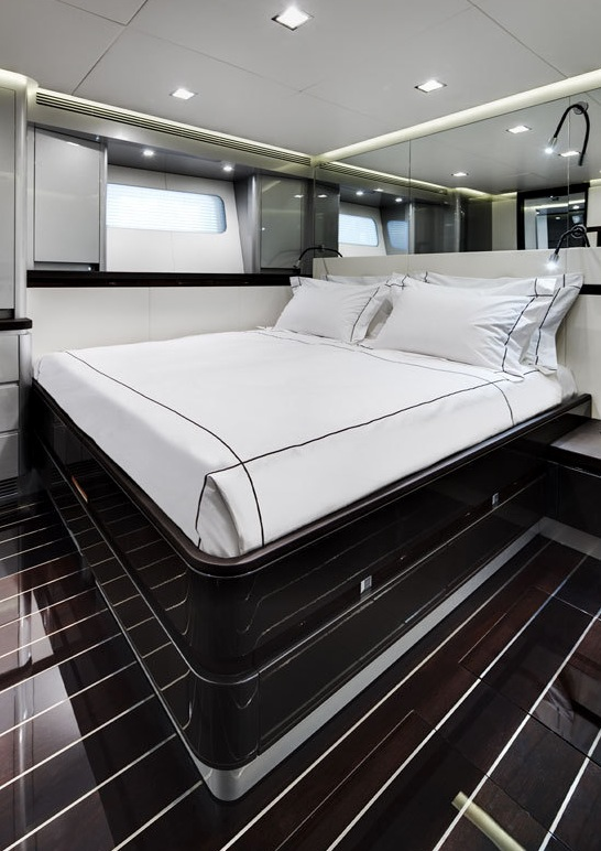 Double Cabin - Sailing Yacht BLISS