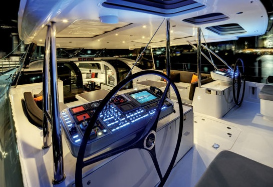 Dubois designed sailing yacht Bliss by Yachting Developments