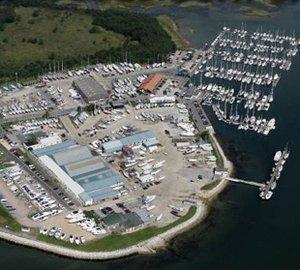 Hamble Point Boat Show, April 20-22, 2012