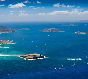 3rd Les Voiles des St.Barth Yacht Race: Beauty and Passion