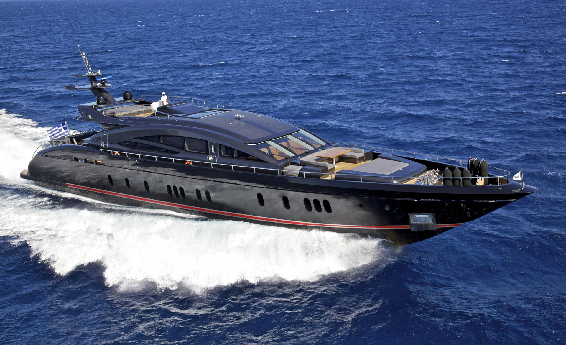 Luxury Charter Yacht OPati amp Superyacht News