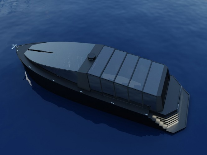 MEES 37 yacht by 2PO Design