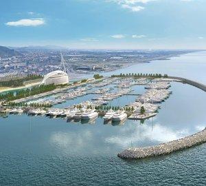 Marina d´Arechi Port Village - a Superyacht Marina in the heart of the Mediterranean