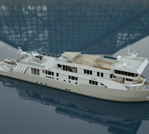 Experience adventurous 'America to South Pacific' yacht charter vacations aboard Explorer Yacht 'SuRi'