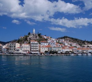 11th Poros Charter Yacht Show, May 5-10, 2012