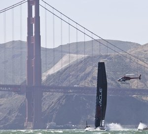 Agreement to host the America´s Cup 2013 in San Francisco approved